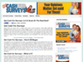 Dirty Info Regarding Get Cash for Surveys Divulged