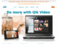 Détails : Qik | Record and share video live from your mobile phone